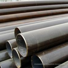 Tubo soldado de aço carbono-ASTM A53. Gr. B