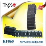 Professional Speaker Line Array (CE, RoHS) Kf860