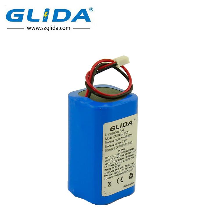 Battery Packs 4.8v