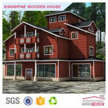 plantas de casas modernas pré-fabricadas de madeira baratas