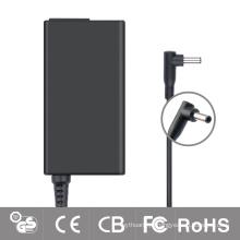 para o adaptador da CA de DELL 65W 19.5V 3.34A para o portátil de Inspiron 11 3000 / P20t
