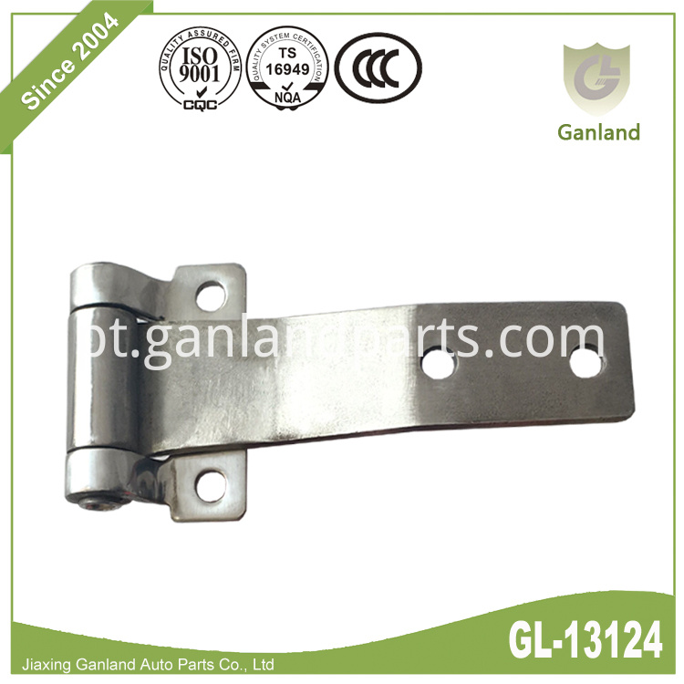 Narrow Bolt On Hinge GL-13124