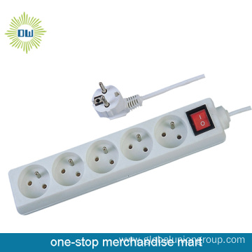 Multiple Portable Rechargeable Power Socket
