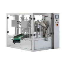 Bag with Tray Packaging Machine