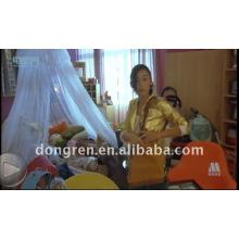 Prinzessin Bett Baldachin für Mädchen und Kinder kreisförmigen Moskitonetze
