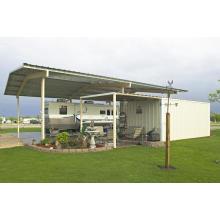 Hangar préfabriqué d'auvent de toit léger de structure métallique (KXD-SSB1416)