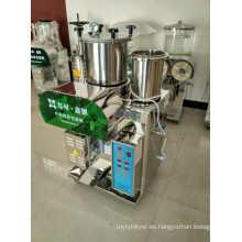 Tranditional Herbal Medicine decotion máquina para la clínica