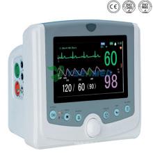Ysf6 Multi-Parameter-Krankenhaus-Fetalmonitor