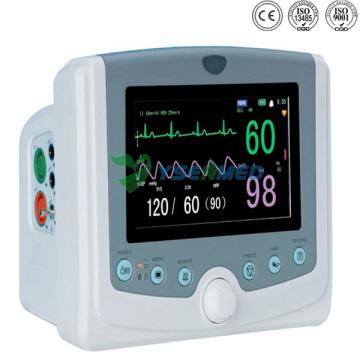Ysf6 Multi-Parameter Medical Ctg Fetal Monitor