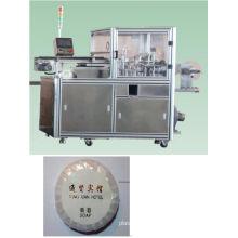 Máquina automática de envoltura de jabón redonda