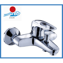 Agua fría y caliente de agua del grifo del lavabo grifo del lavabo (zr21101)