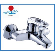 Robinet de mélangeur de robinet de lavabo à eau chaude et froide (ZR21101)