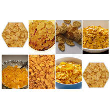 Breakfast Cereal Corn Flakes Making Machine (SLG)