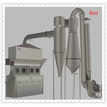 Fluidizing Dryer for Horizontal Machine for Powder Material