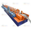 High-quality full auto change CZ purlin roll forming machine