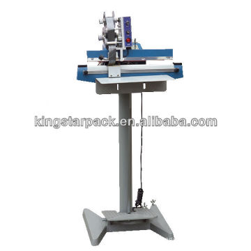 PFS-F450 sealermachine with print