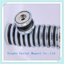 Строению неодимовый магнит Кубок (N40)