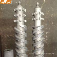 Zhejiang Zhoushan-parallel-Twin-Schnecke und Zylinder für extruder