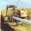Qiangke polyethylene tape outer wrap Underground Pipeline Corrosion Coatings