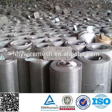 201/302/304/304L/316/316L material for S.S wiremesh