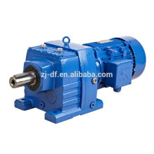 DOFINER R series speed reducer horizontal gearbox feed drive gear reducer