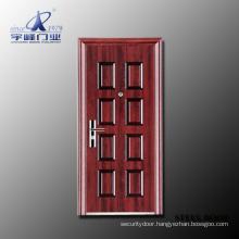 Modern Steel Exterior Door