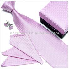 Conjuntos de lenço e gravata