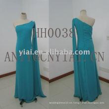 2011 nuevo diseño vestido de noche HH0038