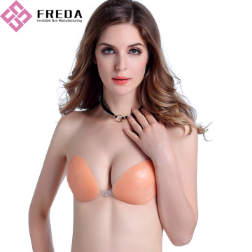 Silicone Push Up Stick On Bra