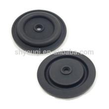 Diafragma moldeado caucho modificado para requisitos particulares de EPDM, diafragma reforzado tela de la goma de silicona
