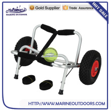 New Product for Kayak Cart Fishing kayak wholesale, Foldable beach dolly for kayak, Kayak dolly wheels export to Egypt Suppliers