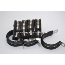 p type hydraulic hose pipe clamp