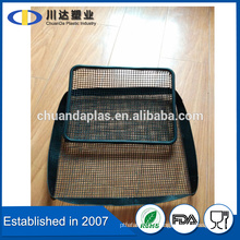 FDA LFGB Certificate Non Stick Surface Teflon Food Grade Certificate Cooking Open Mesh Basket                                                                         Quality Choice