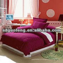 Impressão de cama de 100% algodão / cama