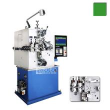 Máquina de laminación de muelles de compresión