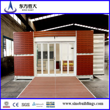 Container House com Sandwich Panel, Container com Isolamento, Premade Container House