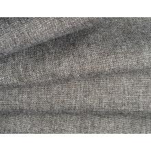 Tissu enduit de polyester tissé par grand fil teint