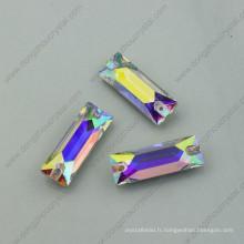 Ab Color Coudre sur des pierres avec deux trous