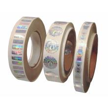 Etiqueta personalizada do holograma 3D Anti-falsificação à prova de adulteração
