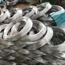 china 2.9mm hot dip galvanized iron wire making machine