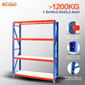 Powder coated high quality widely used heavy shelving