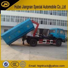 Dongfeng Hydraulic Bin Lifter Garbage Truck