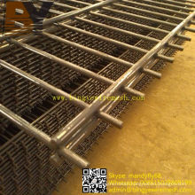 PVC Coated Double Wire Mesh Fence Paanel