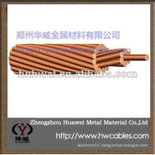 super bare copper conductor with lower resistance
