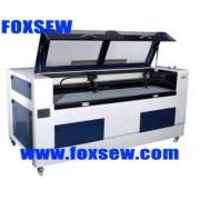 Máquina de corte Laser dobro-cabeça