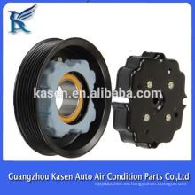 Polea de embrague magnético compresor denso de alta calidad para AUDI Q7