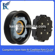 high quality denso compressor magnetic clutch pulley for AUDI Q7