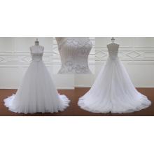 Robe de mariée boule chérie sur mesure