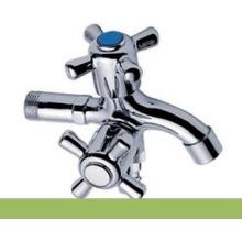 (6346-X18-X18)brass bib tap