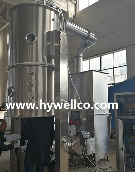 Fluidized Bed Drying Machine‏